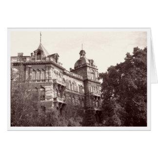 Parque de Budapest Tarjeta De Felicitación