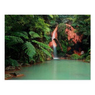 Parque de Caldeira Velha, Azores Postal