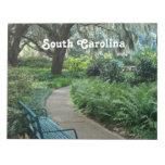 Parque de Carolina del Sur Libreta Para Notas