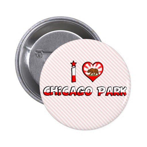 Parque de Chicago, CA Pins
