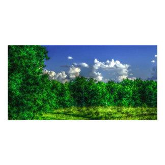 Parque de Comelara de 2340 campos Tarjetas Personales Con Fotos