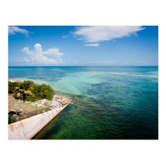 Parque de estado de Bahía Honda Tarjetas Postales