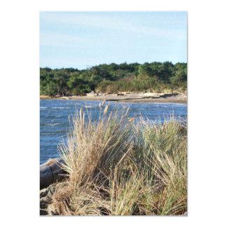 """Parque de estado de la bahía de Nehalem Invitación 4.5"""" X 6.25"""""""