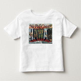 Parque de estado de la costa del Na Pali, Hawaii T Shirts