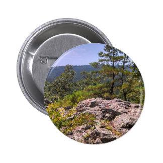 Parque de estado de la cueva del ladrón pin redondo 5 cm