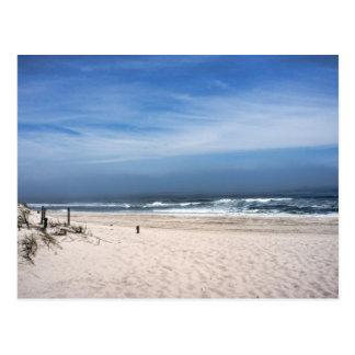Parque de estado de la playa de la isla - la playa postal