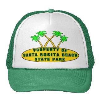 Parque de estado de la playa de Santa Rosita Gorros Bordados