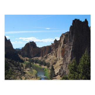 Parque de estado de la roca de Smith Postales
