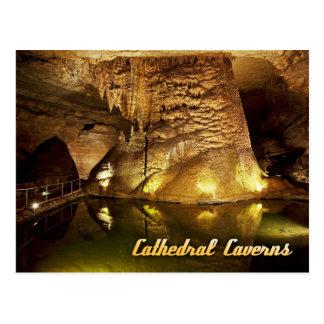 Parque de estado de las cavernas de la catedral, A Postales