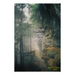 Parque de estado de las colinas de Hocking Posters