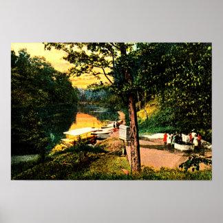 Parque de estado de los montones de Anderson, Indi Posters