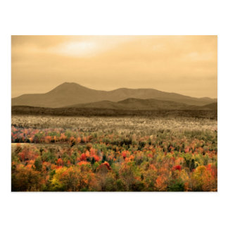Parque de estado de Maine Baxter Mt. Katahdin Tarjetas Postales