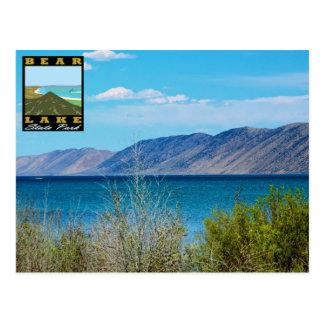 Parque de estado del lago bear - Idaho Postal