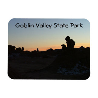 Parque de estado del valle del Goblin Imanes