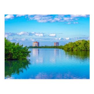 Parque de estado dominante de la playa de los aman postales