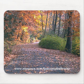 Parque de estado jardín del valle, Wilmington, De. Tapete De Raton