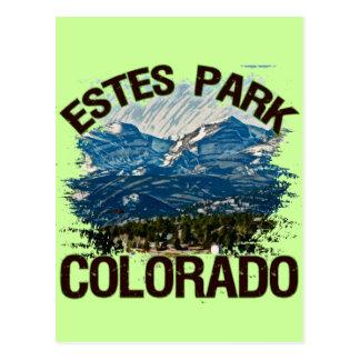 Parque de Estes, Colorado Postal