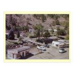 Parque de Estes, Colorado, vintage de los años 50 Tarjetas Postales
