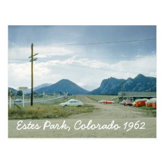 Parque de Estes, postal de Colorado