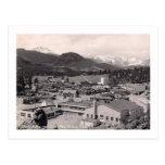 Parque de Estes, vintage de Colorado Postal