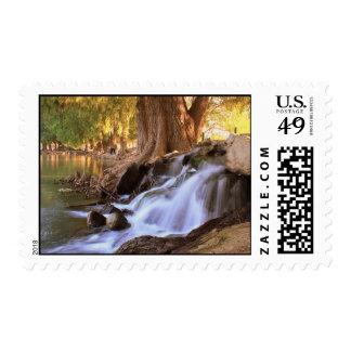 Parque de Fairmount - orilla, California Sellos Postales