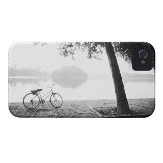 Parque de Hanoi Vietnam, de la bicicleta y de Leni Case-Mate iPhone 4 Cobertura