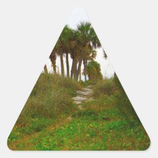 Parque de Howard Pegatinas De Trianguladas