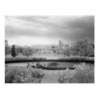 Parque de la ciudad, Denver, Colorado Postales
