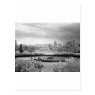 Parque de la ciudad, Denver, Colorado Tarjetas Postales