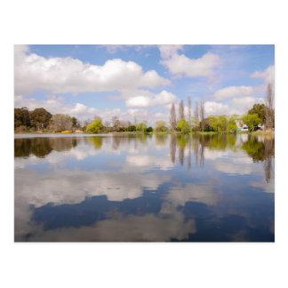 Parque de la Commonwealth, ACTO, Canberra - postal