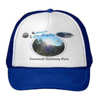 Parque de la entrada de Temescal Gorros