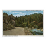 Parque de la montaña de Denver, CO Posters