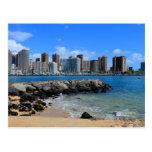 Parque de la playa de Moana del Ala Tarjetas Postales