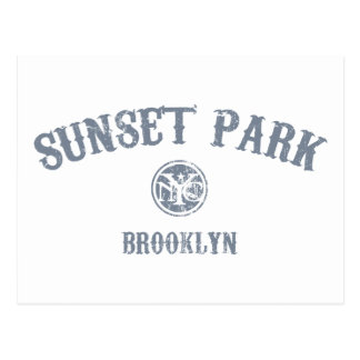 Parque de la puesta del sol postales
