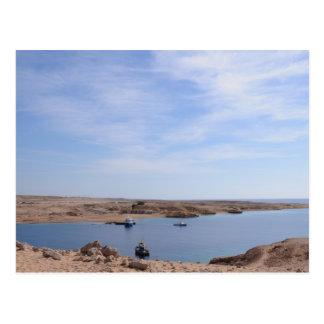 Parque de la reserva natural de Ras Mohamed, Postal