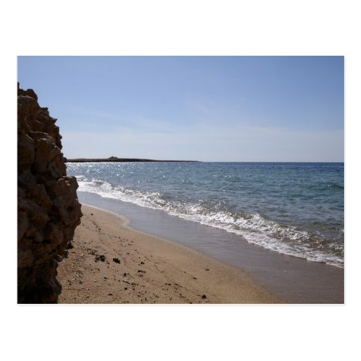 Parque de la reserva natural de Ras Mohamed, Sinaí Postales