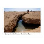 Parque de la reserva natural de Ras Mohamed, Sinaí Tarjetas Postales