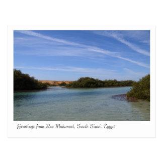 Parque de la reserva natural de Ras Mohamed, Tarjetas Postales