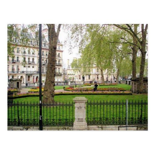 Parque de Londres Postales