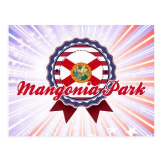 Parque de Mangonia, FL Tarjeta Postal