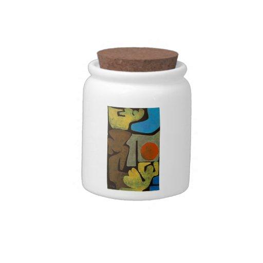 Parque de Paul Klee- de ídolos Jarras Para Caramelos