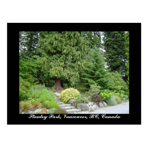 Parque de Stanley, Vancouver, A.C. postal