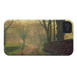 Parque de Stapleton, cerca de Pontefract, c.1878 ( iPhone 4 Cárcasa