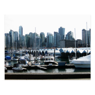 Parque de Vancouver Stanley Postal