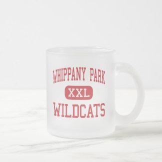 Parque de Whippany - gatos monteses - alto - Whipp Taza De Café