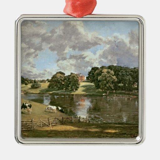 Parque de Wivenhoe, Essex, 1816 Ornato