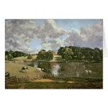 Parque de Wivenhoe, Essex, 1816 Tarjeta