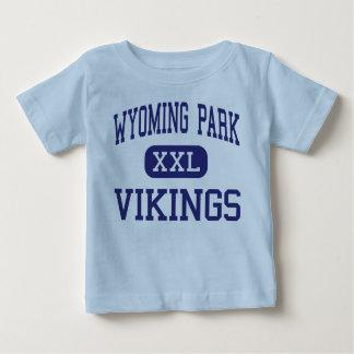Parque de Wyoming - Vikingos - alto - Wyoming Playeras
