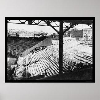 Parque del béisbol de Fenway en Boston, mA 1912 Impresiones