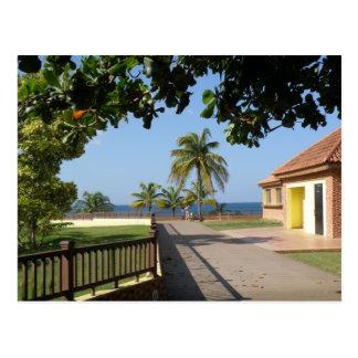 Parque del Faro Rincon Postcard